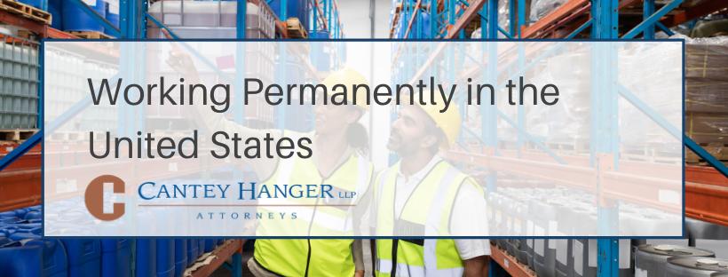 Permanent Work Visas - Susan E. Lane Immigration